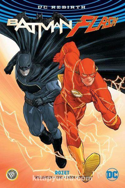 Batman The Flash / Rozet - Özel Edisyon - Joshua Williamson pdf epub
