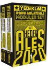 2020 ALES Konu Anlatımlı Modüler Set (3 Kitap)