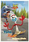 Disney Toy Story 4 / Yola Koyul Boyama Kitabı