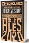 2020 ALES Sayısal Sözel Yetenek Tamamı Çözümlü 10 Deneme Sınavı