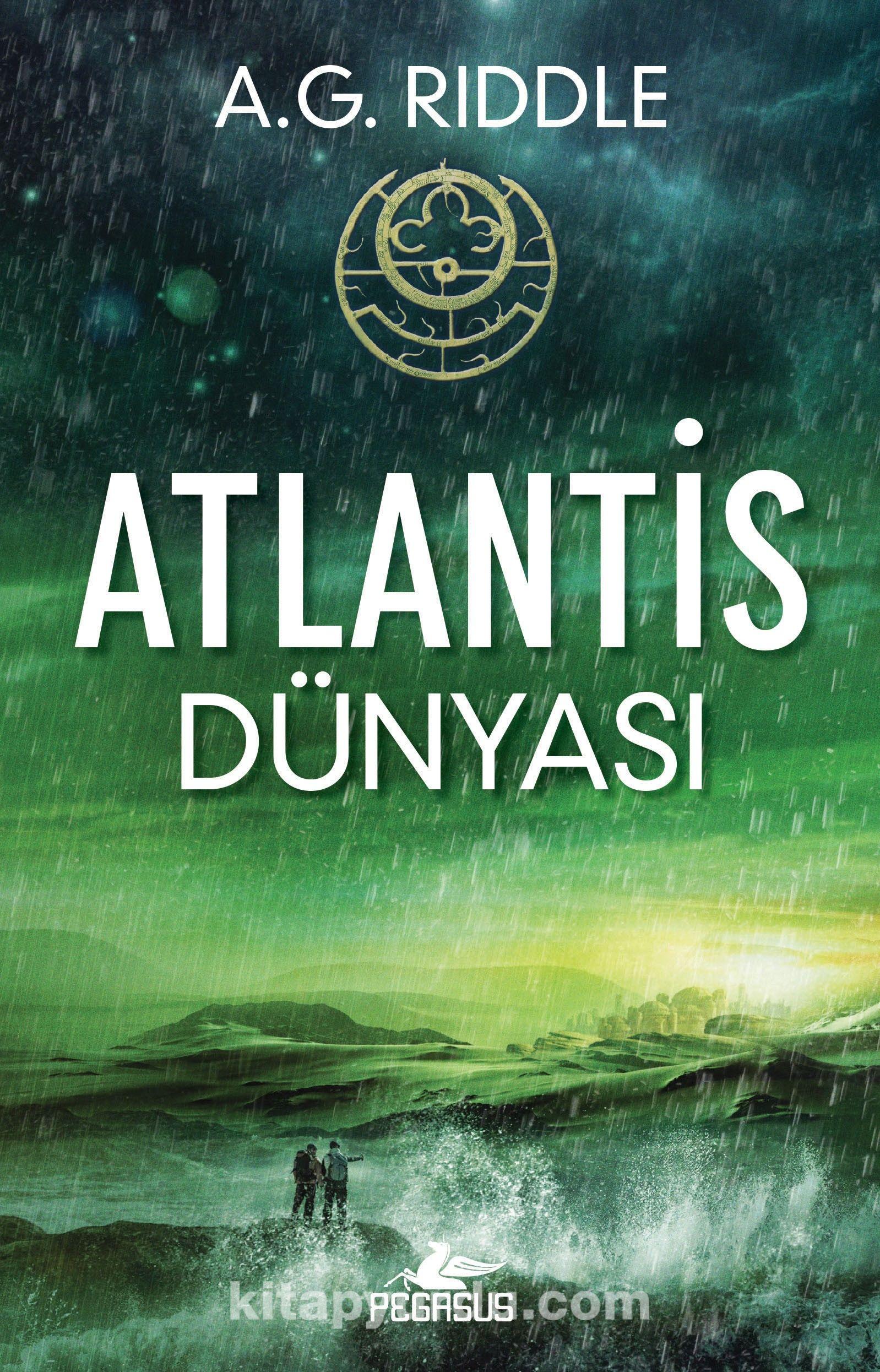 Atlantis Dünyası / Kökenin Gizemi 3 - A. G. Riddle pdf epub