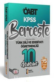 2019 Berceste ÖABT Türk Dili ve Edebiyatı 10 Deneme