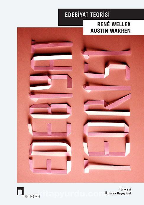 Edebiyat Teorisi - Rene Wellek pdf epub
