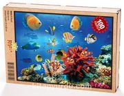 Resif Ahşap Puzzle 108 Parça (DG06-C)