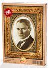 Atatürk Portre Ahşap Puzzle 108 Parça (TR10-C)