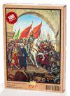 Fatih'in İstanbul'u Fethi Ahşap Puzzle 108 Parça (TR11-C)