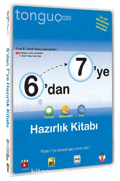 6'dan 7'ye Hazırlık Kitabı - Kollektif pdf epub