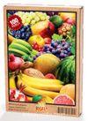 Renkli Meyveler Ahşap Puzzle 108 Parça (YI01-C)