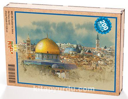Kubbet-üs Sahra Ahşap Puzzle 204 Parça (DI01-CC)