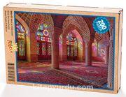 Nasır el-Mülk Camii - Şiraz Ahşap Puzzle 204 Parça (DI04-CC)