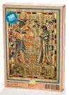 Tutankamon Sunuş Ahşap Puzzle 204 Parça (MS01-CC)