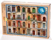 Kapılar Ahşap Puzzle 204 Parça (OB01-CC)