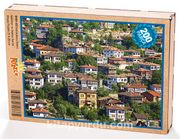 Safranbolu Evleri Ahşap Puzzle 204 Parça (SY01-CC)