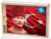 Atatürk Ahşap Puzzle 204 Parça (TR04-CC)