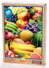 Renkli Meyveler Ahşap Puzzle 204 Parça (YI01-CC)
