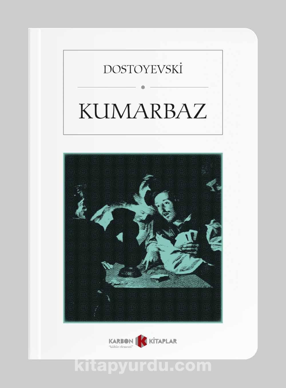 Kumarbaz (Cep Boy) (Tam Metin) PDF Kitap İndir