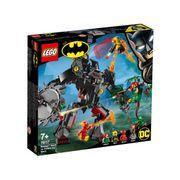 Lego S.Heroes Batman Robotu Poison Ivy Robotuna Karşı (76117)