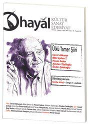 Hayal Kültür Sanat Edebiyat Dergisi Sayı:70 Temmuz-Ağustos-Eylül