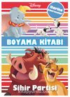 Disney Sihir Partisi Çıkartmalı Boyama Kitabı