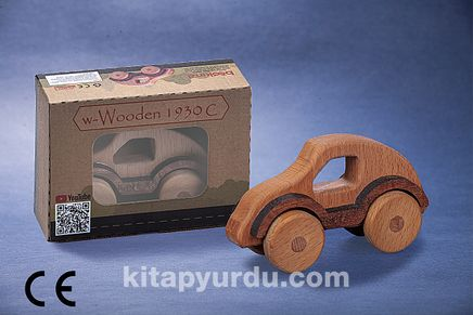 Montessori Ahşap Zeka Oyunları/ w-Wooden 1930 C