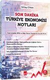 Son Dakika Türkiye Ekonomisi Notları