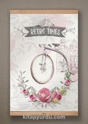 Full Frame Kanvas Poster - Retro Times - KAYIN (FFK-RET01)
