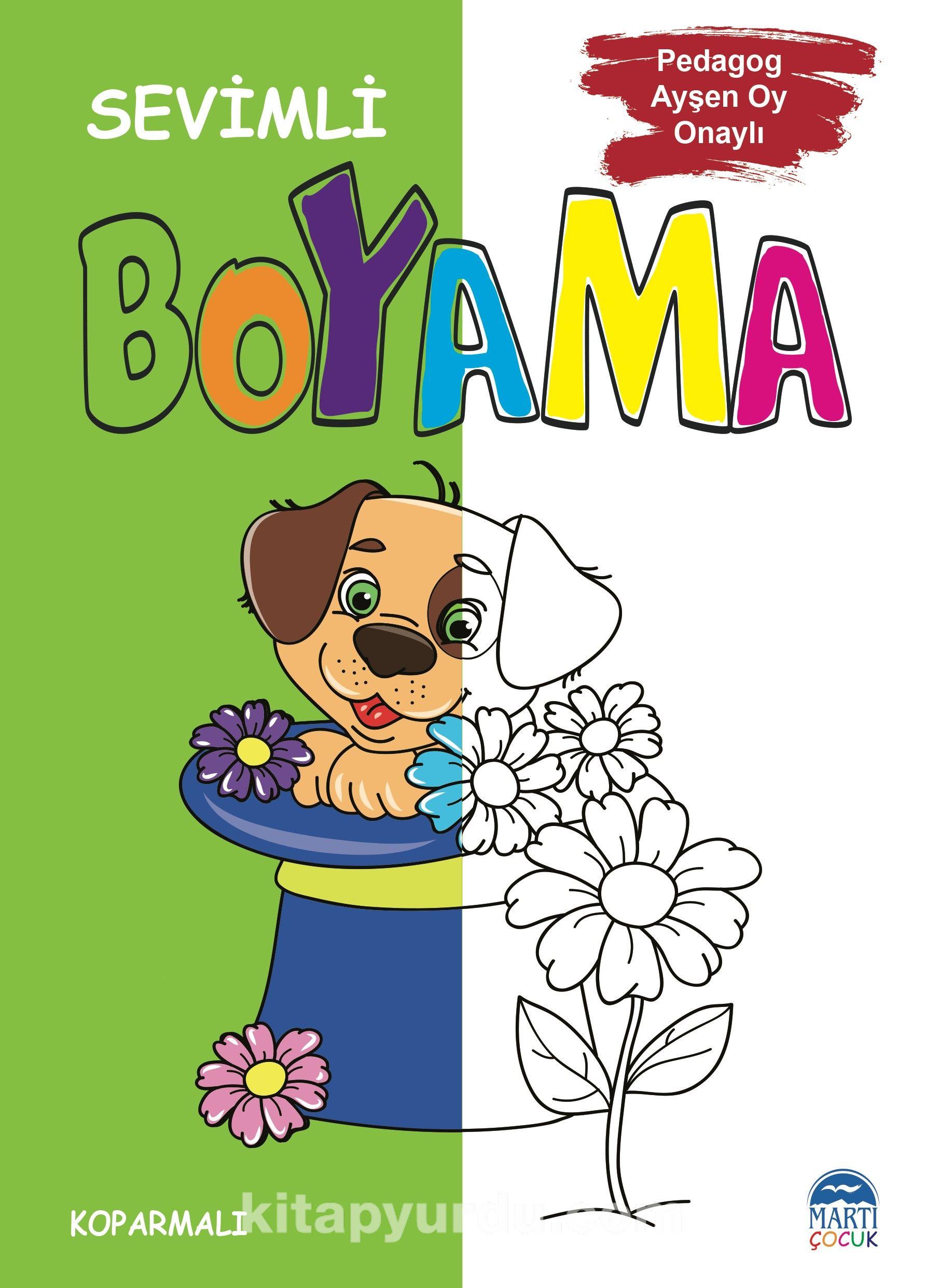 Sevimli Boyama -  pdf epub