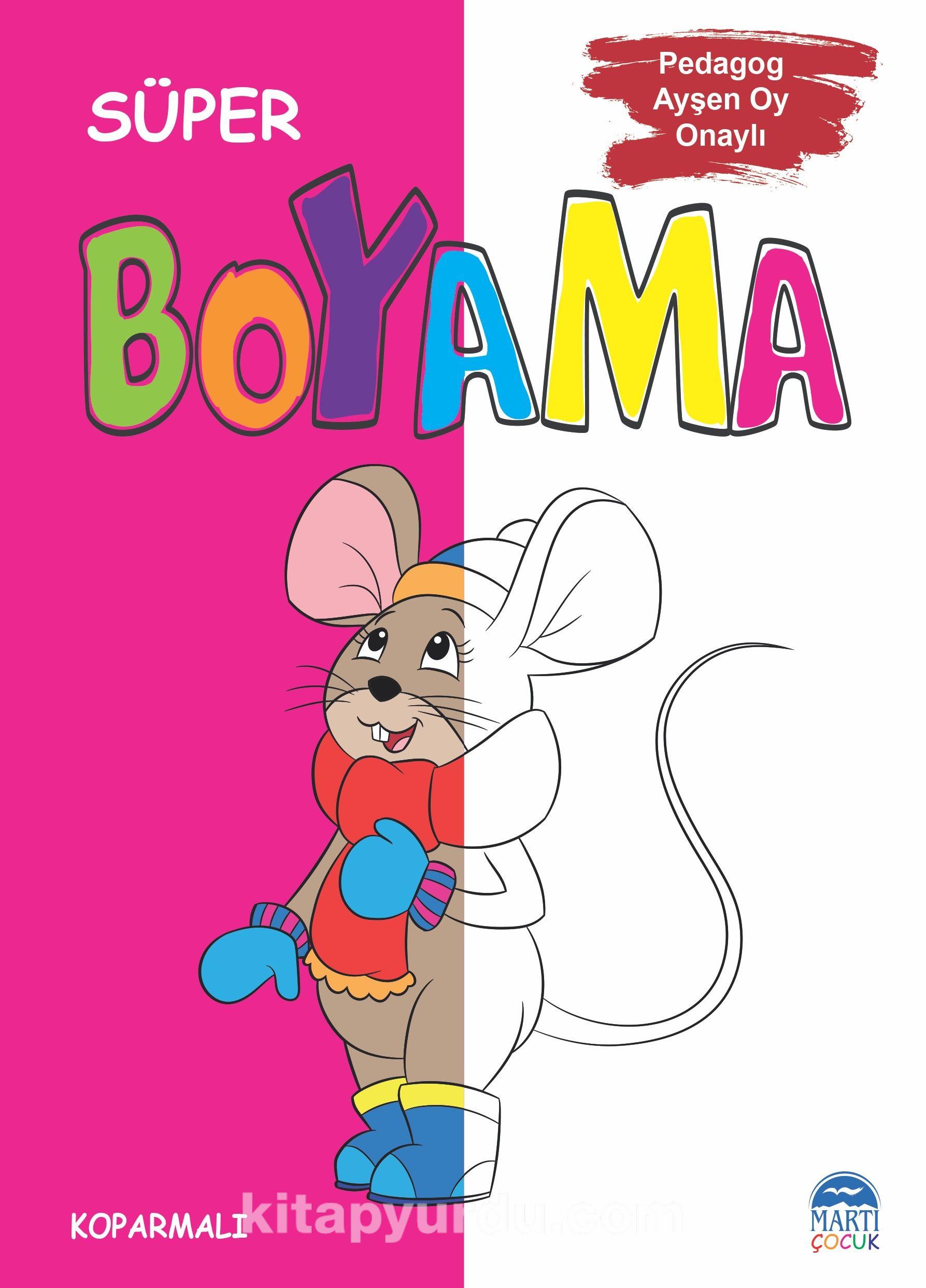 SüperBoyama -  pdf epub