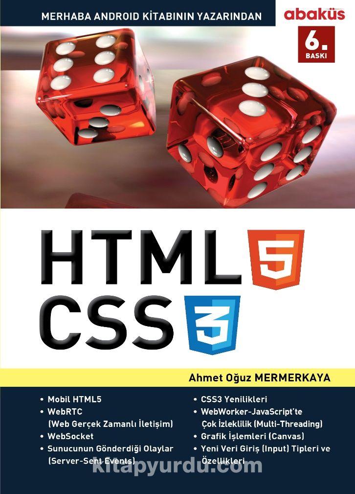 HTML 5 CSS3 - Ahmet Oğuz Mermerkaya pdf epub
