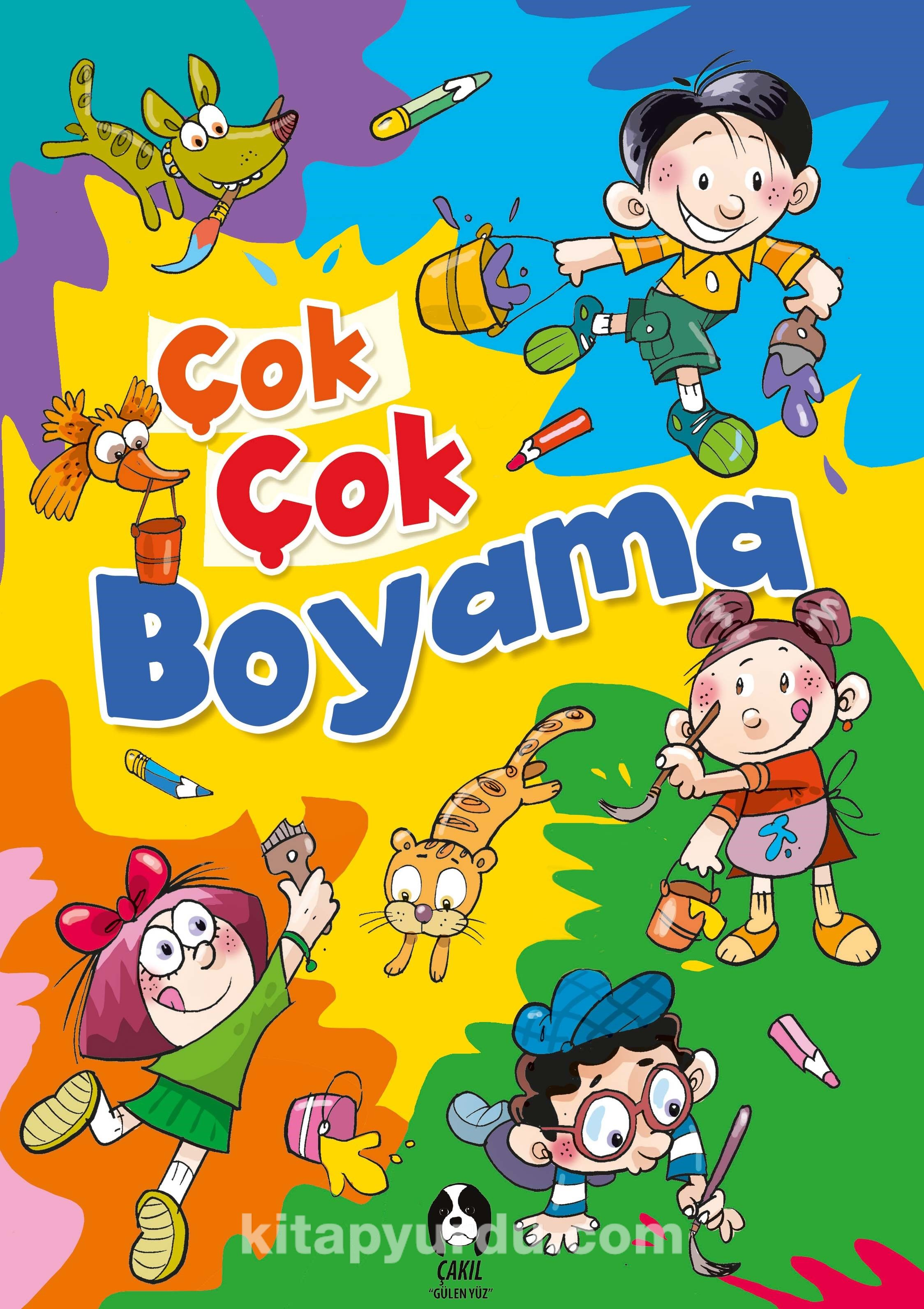 Cok Cok Boyama Kollektif Kitapyurdu Com