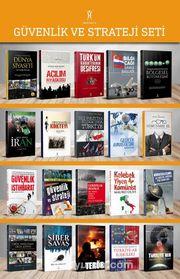 Güvenlik ve Strateji Seti (20 Kitap)