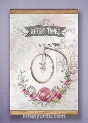 Full Frame Kanvas Poster - Retro Times - SAPELLI (FFS-RET03)