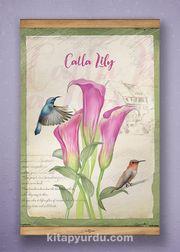 Full Frame Kanvas Poster - Lily - SAPELLI (FFS-BC07)