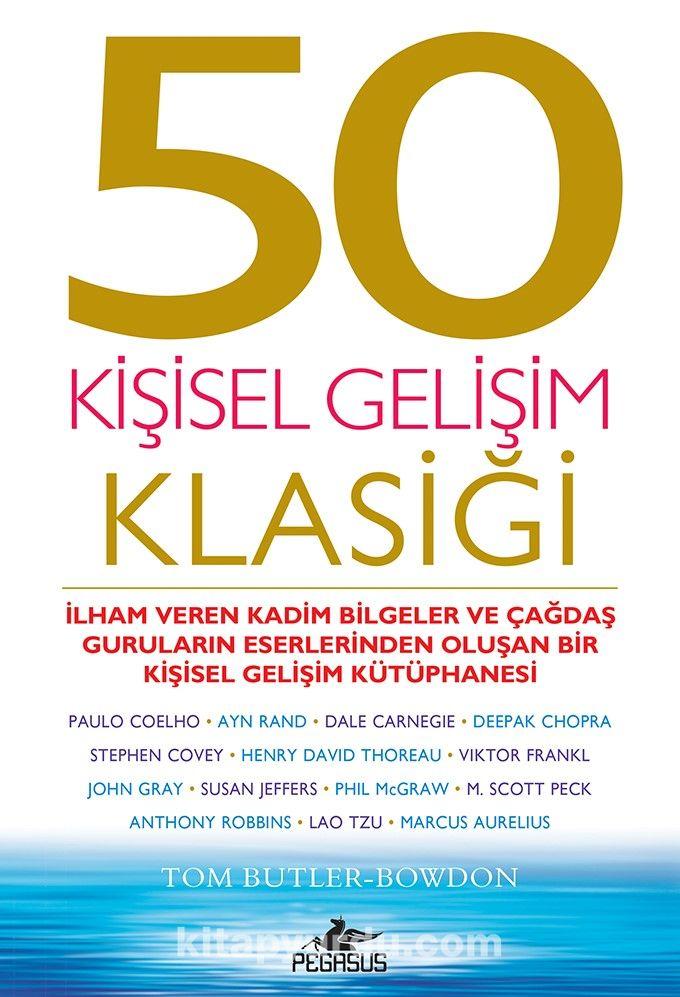 50 Kişisel Gelişim Klasiği - Tom Butler Bowdon pdf epub
