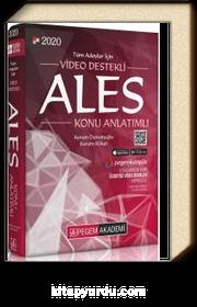 2020 Tüm Adaylar İçin Video Destekli ALES Konu Anlatımlı