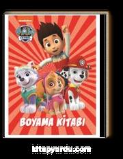 Paw Patrol Boyama Kitabı