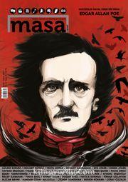 Masa Dergi Sayı:9 Eylül-Ekim 2017 Edgar Allan Poe