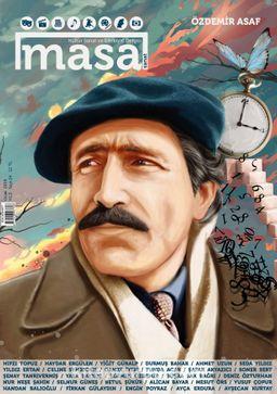 Masa Dergi Sayı:24 Ocak 2019 Özdemir Asaf
