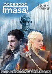 Masa Dergi Sayı:27 Nisan 2019 Game of Thrones