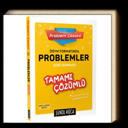 ÖSYM Formatında Problemler Tamamı Çözümlü Soru Bankası