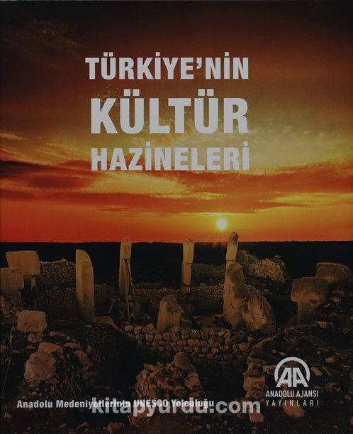 Türkiye'nin Kültür Hazineleri - Kollektif pdf epub