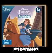 Disney Eğitsel Prenses / Renkler