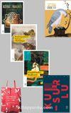 Aykut Ertuğrul Seti (4 Kitap) (Post Öykü Dergisi ve Çanta Hediyeli)