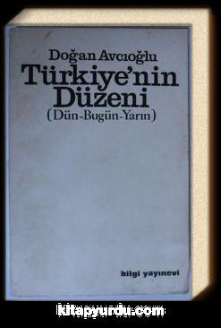 Türkiyenin Düzeni Kod: 7-I-29