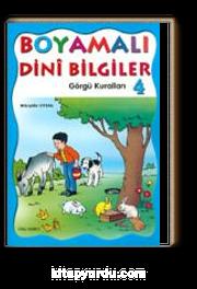 Boyamalı Dini Bilgiler 4/Görgü Kuralları/Büyük Boy