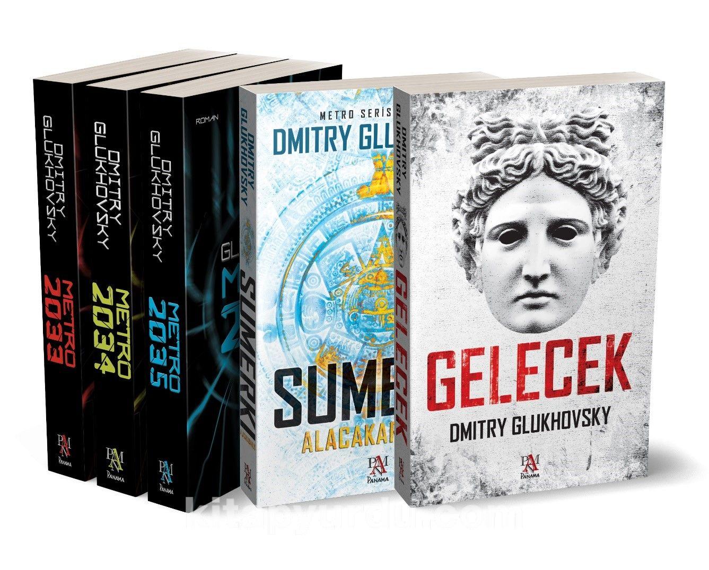 Dmitry Glukhovsky Seti (5 Kitap) - Dmitry Glukhovsky pdf epub