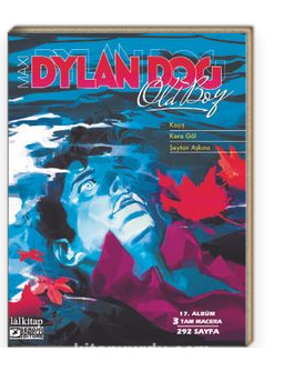 Dylan Dog Maxi Albüm 17 / Kaçış