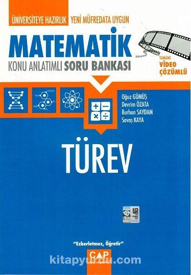 Matematik Türev Konu Anlatımlı Soru Bankası - Oğuz Gümüş pdf epub