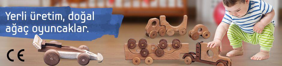 Montessori Ahşap Zeka Oyunları