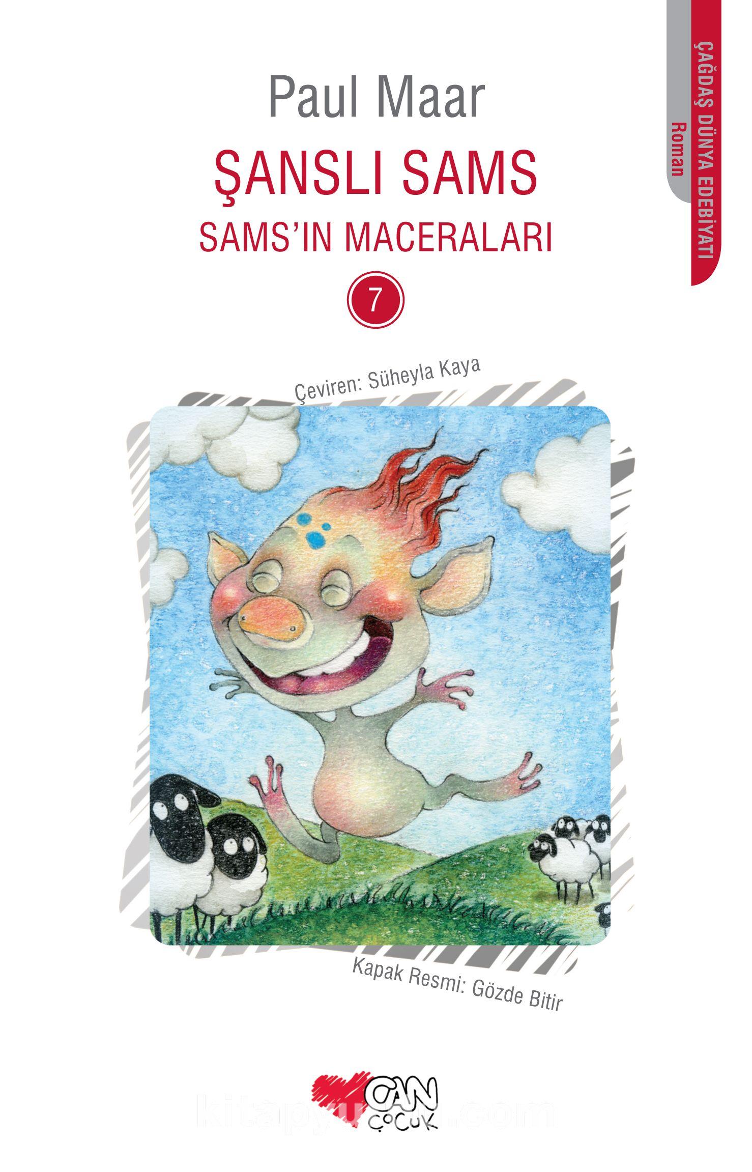 Şanslı Sams / Sams'ın Maceraları 7